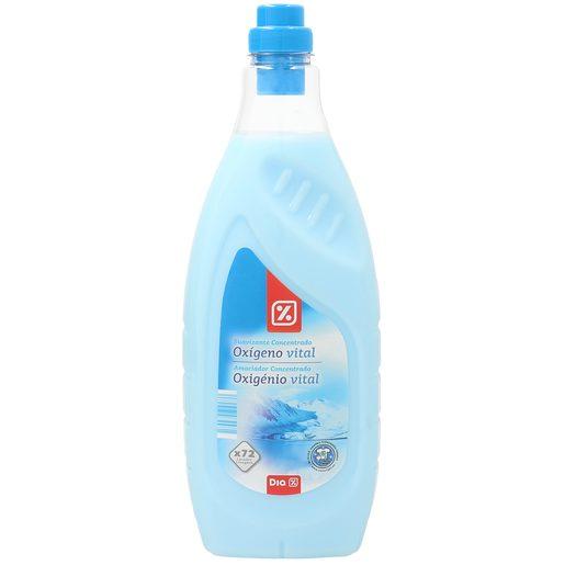 DIA suavizante concentrado oxígeno vital botella 72 lv