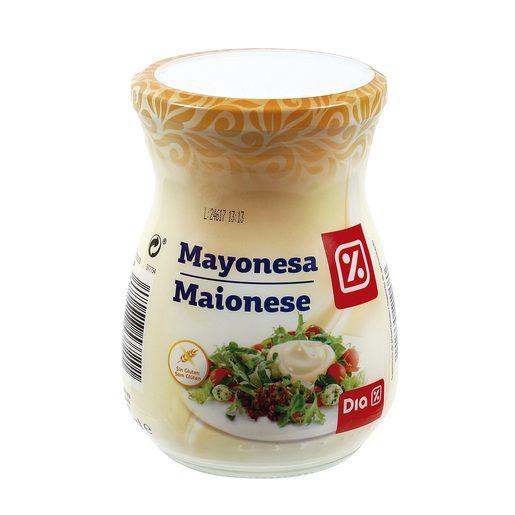 DIA mayonesa frasco 450 ml