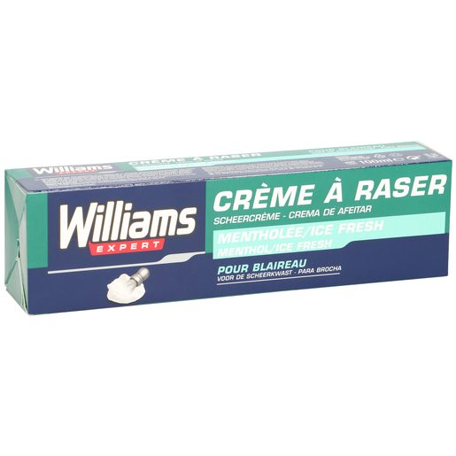 WILLIAMS Expert crema de afeitar ice fresh tubo 100 ml