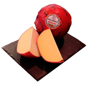 HOLLANDIA queso edam tierno cuña (peso aprox. 300 gr)