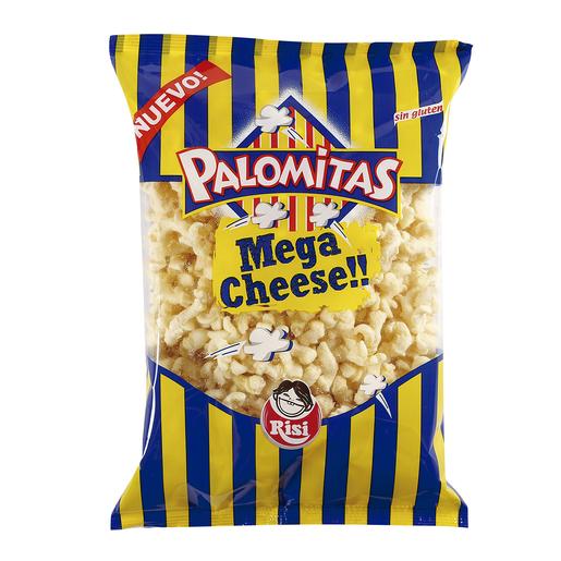 RISI palomitas mega cheese bolsa 90 gr