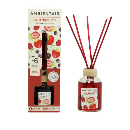 AMBIENT AIR ambientador mikado frutos rojos 50 ml