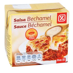 DIA salsa bechamel envase 500 ml