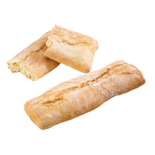 Barra de pan chapata 400 gr