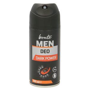 BONTE desodorante dark power spray 150 ml