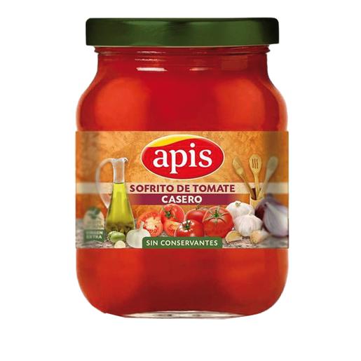 APIS sofrito de tomate casero frasco 300 gr