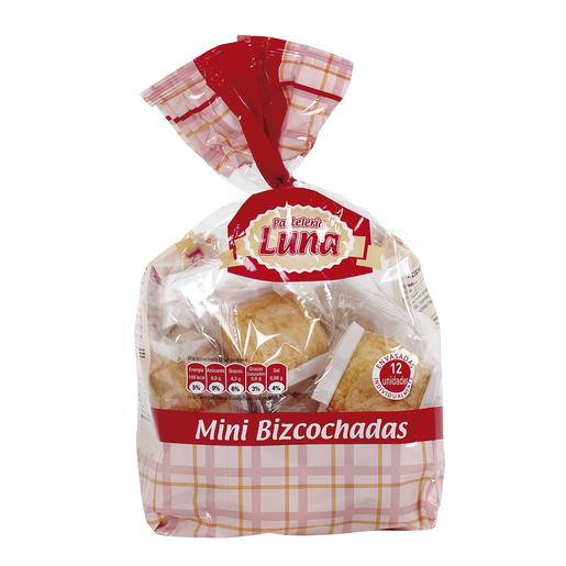 LUNA mini bizcochadas bolsa 300 gr