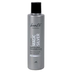 BONTE champú cabellos grises y blancos brillo y suavidad bote 300 ml