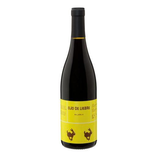 OJO DE LIEBRE vino tinto DO Somontano botella 75 cl