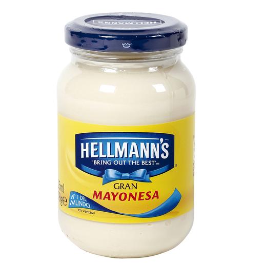 HELLMAN´S mayonesa frasco 225 ml