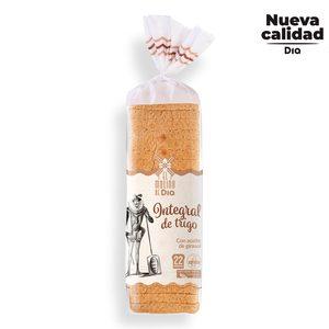 EL MOLINO DE DIA pan de molde integral bolsa 600 gr