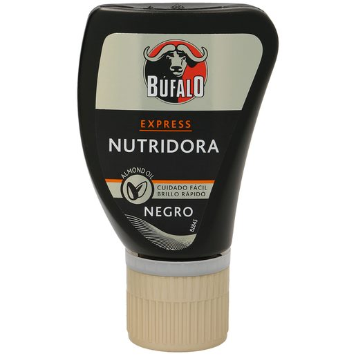 BÚFALO Express crema nutridora color negro bote 50 ml