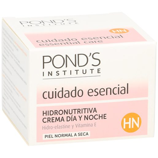 PONDS Institute crema facial hidronutritiva piel normal a seca tarro 50 ml