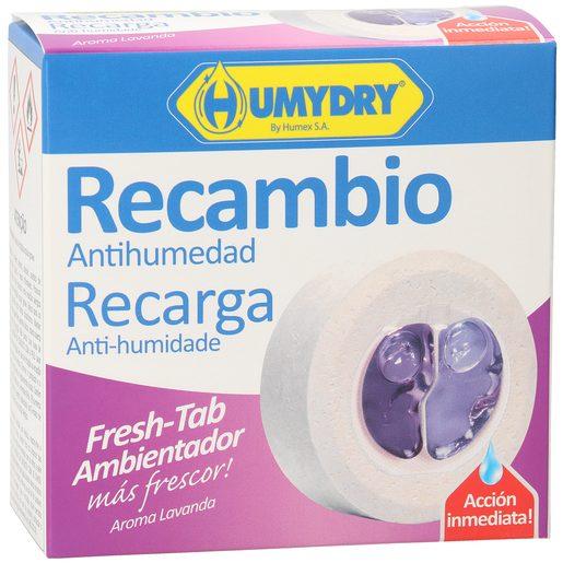 HUMYDRY ambientador antihumedad aroma lavanda recambio 500 gr
