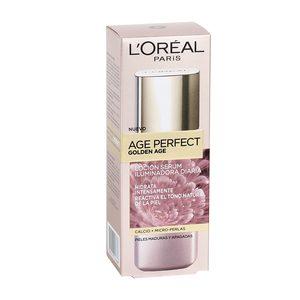 L'OREAL Age perfect golden age loción serum iluminadora diaria bote 125 ml