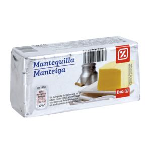 DIA mantequilla 250 gr