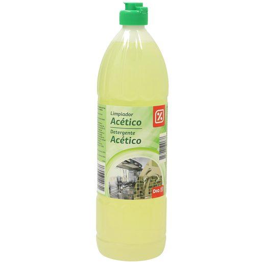 DIA limpiador acetico botella 1 lt