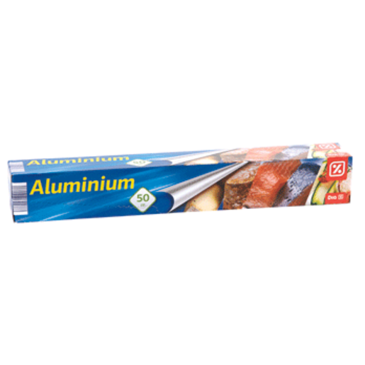 DIA papel de aluminio 50 m.