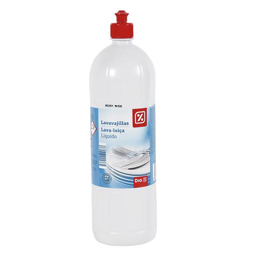 DIA lavavajillas mano diluido botella 1,5 lt