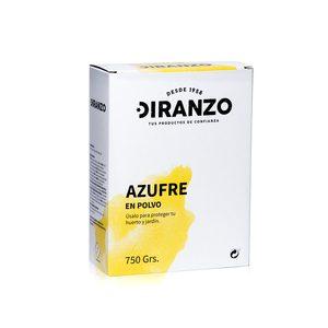 DIRANZO azufre en polvo caja 750 gr
