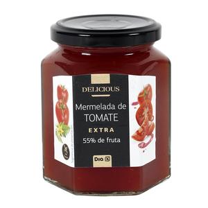 DIA DELICIOUS mermelada extra de tomate frasco 320 gr
