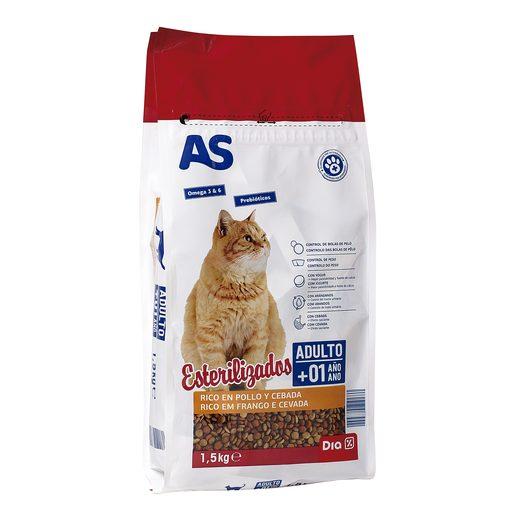 As alimento para gatos esterilizados bolsa 1 5 kg - Alimento para gatos esterilizados ...
