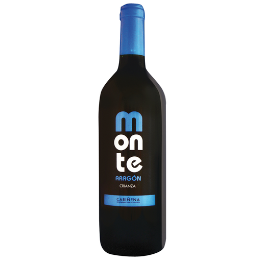 MONTE ARAGÓN vino tinto botella 75 cl