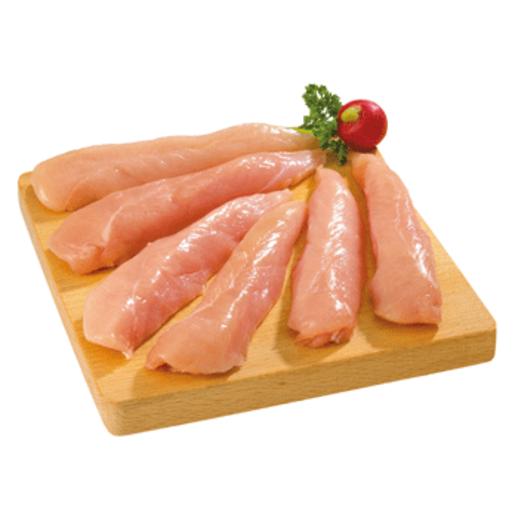 Solomillos de pollo bandeja 350 gr