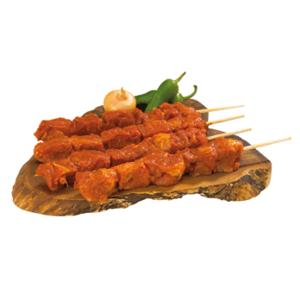 ROLER pincho rojo de cerdo bandeja 272 gr