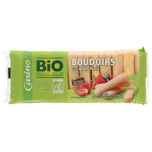 CASINO BIO bizcochos paquete 125 gr