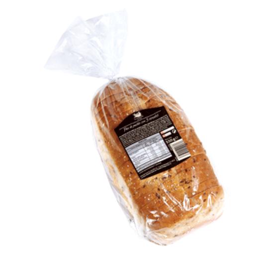 Pan 5 cereales y semillas bolsa 550 gr