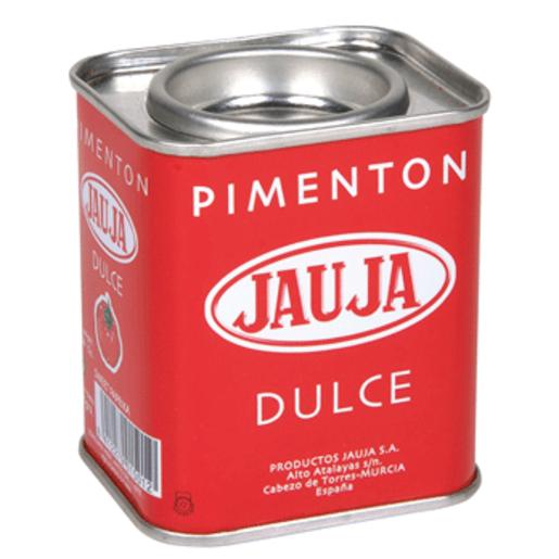 JAUJA pimenton dulce lata 75GRS