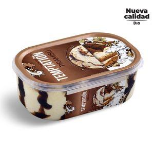 DIA TEMPTATION helado de tiramisú barqueta 525 gr