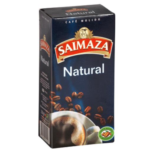 SAIMAZA café molido natural paquete 250 gr