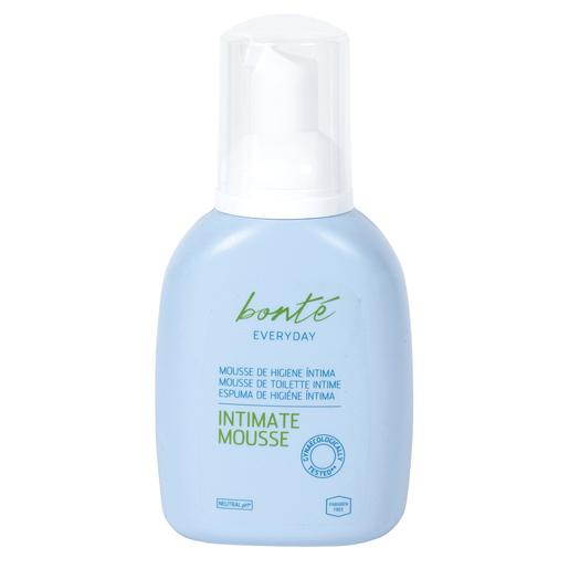 BONTE mousse de higiene íntima femenina botella 200 ml