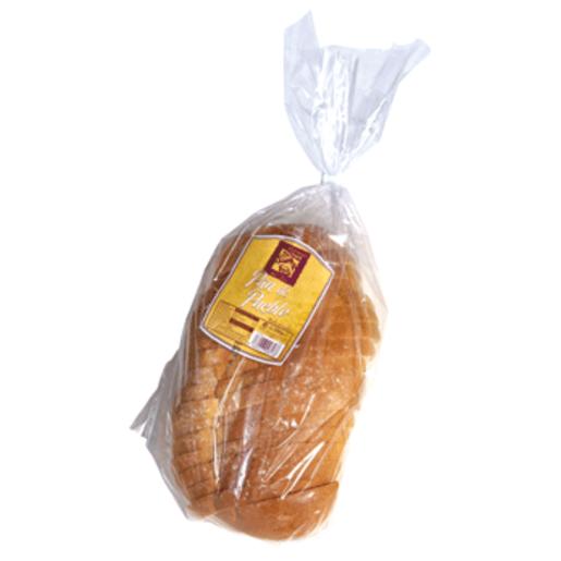 Pan de pueblo rebanado bolsa 550 gr