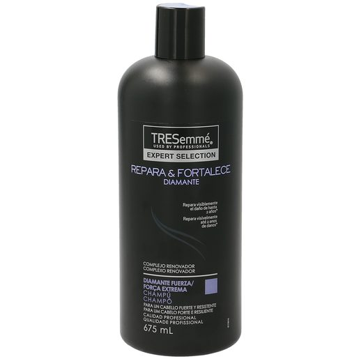 TRESEMME champú diamante botella 675 ml