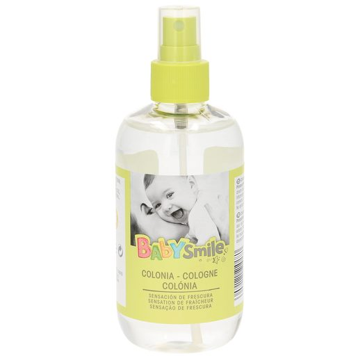 BABYSMILE colonia infantil en spray 250 ml