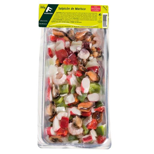 FERRER salpicón de marisco envase 350 gr