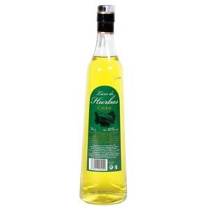 CERCHAR licor de hierbas botella 70 cl