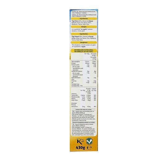 WEETABIX original bloques de cereales de trigo entero paquete 430 gr