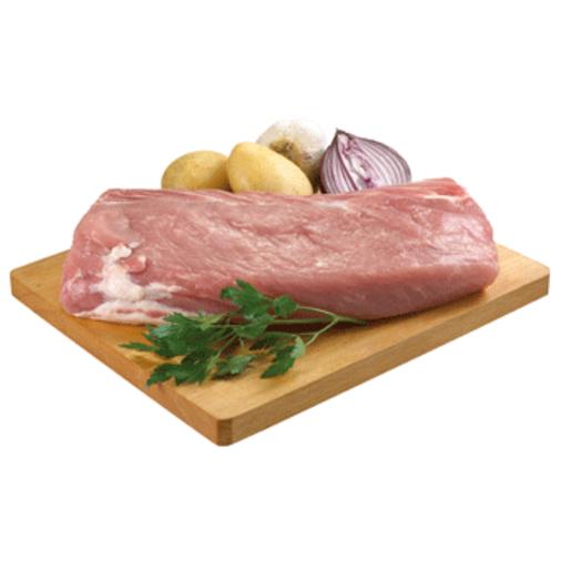 Cinta de lomo de cerdo (peso aprox. 1255 gr)