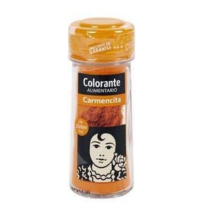 CARMENCITA colorante alimentario frasco 62 gr