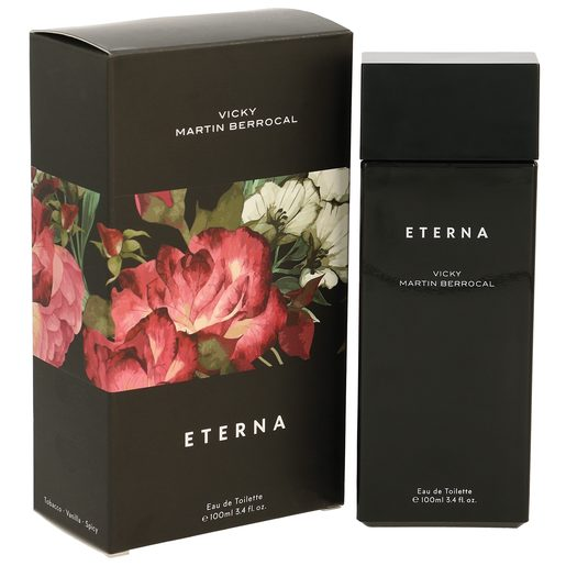 VICKY MARTIN BERROCAL colonia eterna spray 100 ml
