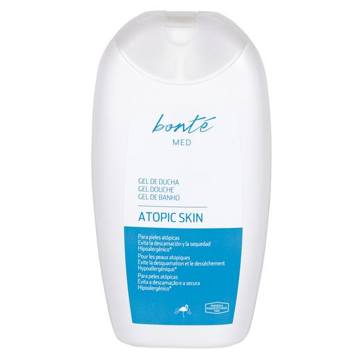 BONTE gel de baño para pieles atópicas botella 500 ml