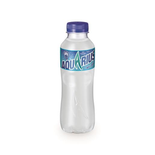 AQUARIUS bebida refrescante aromatizada limón botella 50 cl
