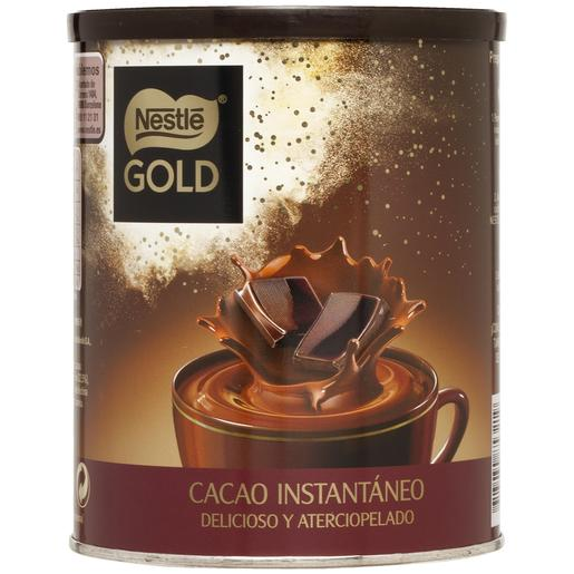 NESTLE GOLD cacao instantáneo lata 450 grs