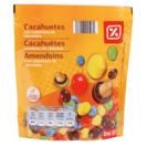 DIA cacahuetes con cobertura de chocolate bolsa 250 gr