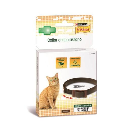 FRISKIES collar anti parasitos para gatos 1 ud