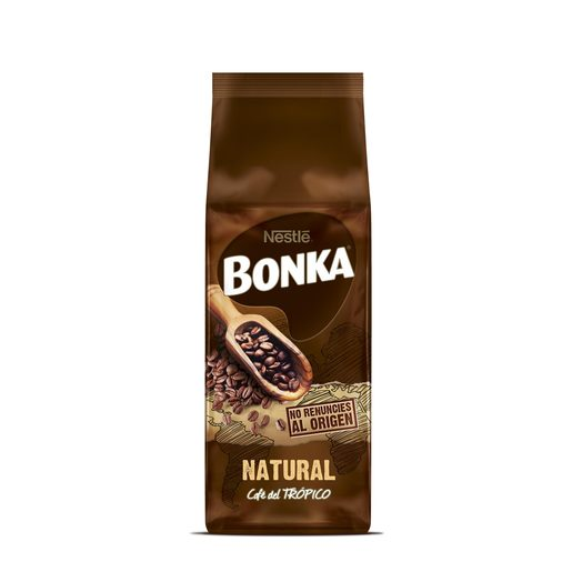 BONKA café natural paquete 250 gr